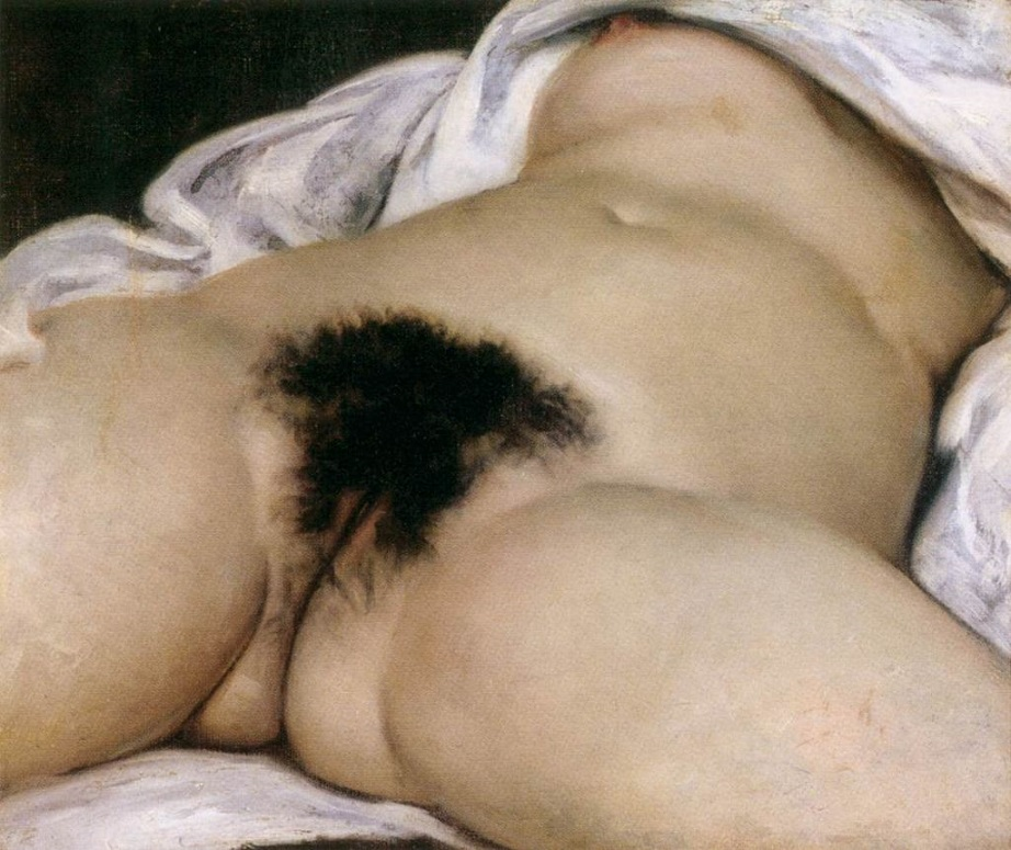 Gustave Courbet - Prirodzenie sveta