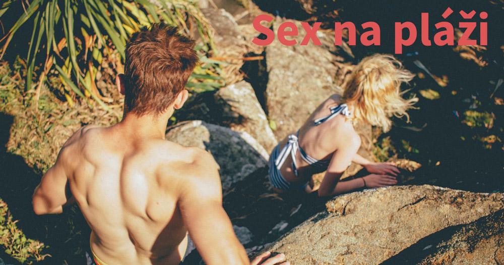Sex na pláži v Grécku