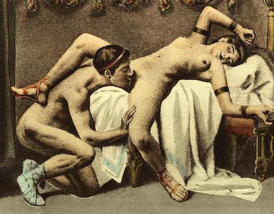 Lízanie vagíny v osemnástom storočí